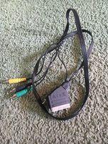 Кабель переходник SCART-4 RCA