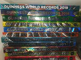 Guinness World Record Book Collection