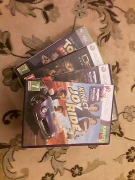 Xbox 360 games, mint condition, R100 each