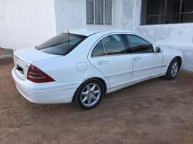Nice 2001 Mercedes-Benz C270 CDI For Sale