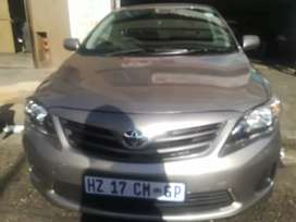 Toyota corolla quest 1.6 T for sale