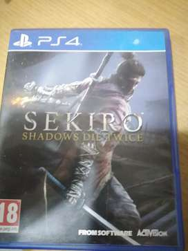 Ps4 sekiro for sale
