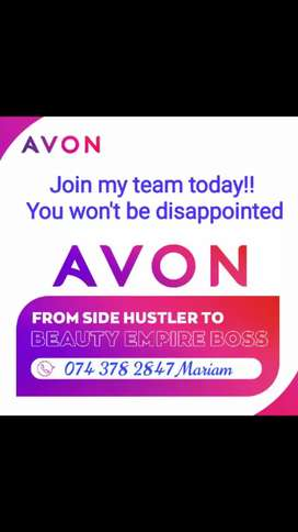 Avon representatives needed today
