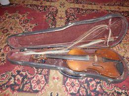 sprzedam stare skrzypce-conservatory violin !