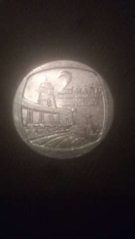 2013 R2 coin (100 jrs. State Union building 100th anniversary)