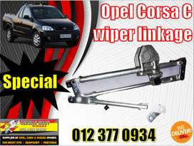 Opel new and used spares\parts-Corsa C wiper linkage