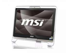 MSI all in one computer