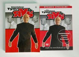 Ryś książka + DVD Stanisław Tym Amber bdb