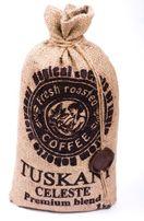 Потрясающий кофе в зернах может стоить недорого! TUSKANI CELESTE кава