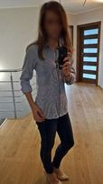 Elegancka koszula w paski H&M