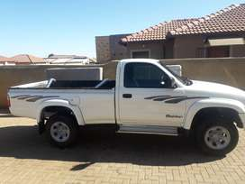 Im selling the Bakkie is on good condition