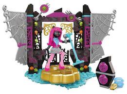 конструктор мега блокс монстр хай Monster High Mega Bloks