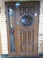 Drzwi zewnętrzne wejściowe do domu