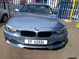 2013 BMW 3Series With Sunroof and Service Book