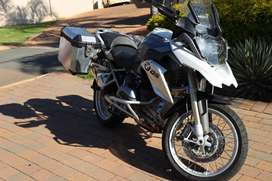 2015 BMW 1200 GS (LC)