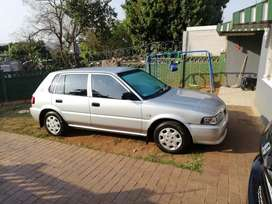 Toyota Tazz in immaculate condition