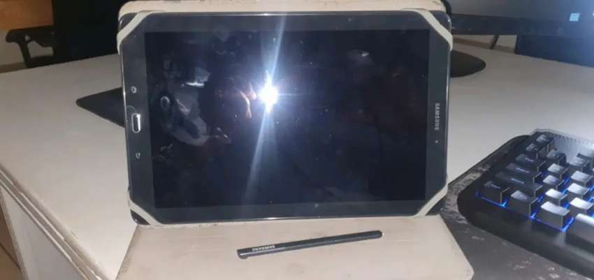 Samsung galaxy tab A6 with S pen perfect condition