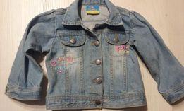 kurtka bluza katana jeansowa Topolino rozm.86, stan idealny !