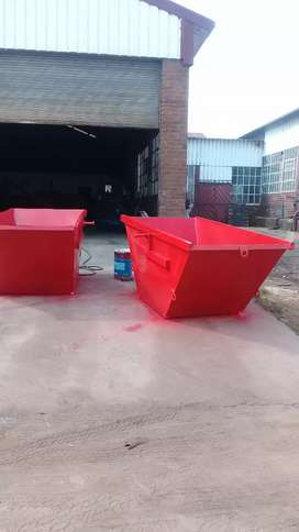 Trailers and skip bins  manufactures.