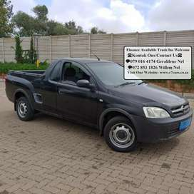 2008 Opel Corsa Utility 1.4 Club Good Condition Great Buy
