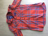 Image of Superdry lumberjack shirt medium