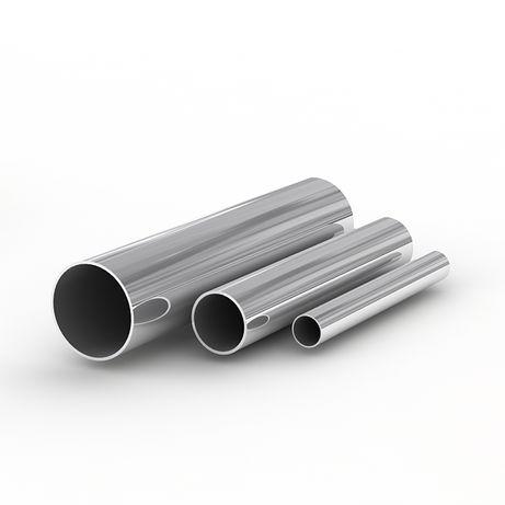 Алюминиевая труба круглая, квадратная, прямоугольная