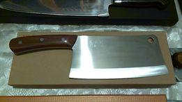 Япония! Премиум класса. бритвенная острота. Кухонный Нож. Лезвие 19,5с