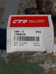 CTR J15008CTR Шаровая опора рычага, передняя ось 2штуки.