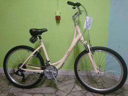 Rower 26 damski miejski 21 biegow Rowery Bydgoszcz Nowy Rynek Salon