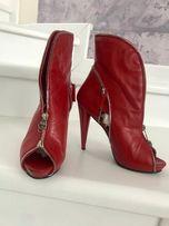 Женская обувь, кожа Alexander McQueen
