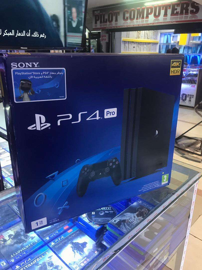 Ps4 pro brand new 0