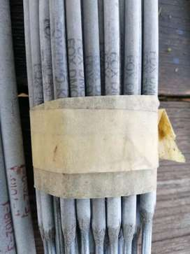 Assorted welding electrodes