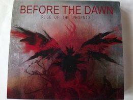 Płyta CD: Before The Dawn - Rise Of The Phoenix. Melodic death metal.