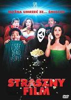 """sprzedam film DVD """"Straszny film"""""""