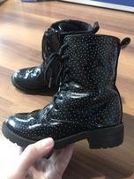 Zara лаковые ботиночки