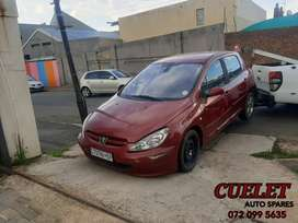 Peugeot 307 Stripping for parts and Accessories