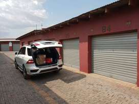 Self Storage in Sandton