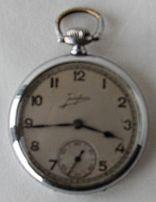 Немецкие карманные часы JUNGHANS 1930-е годы