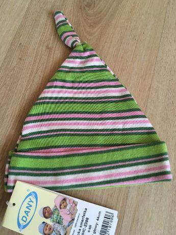 Nowa czapka smerfetka - r 44 Konin - image 2
