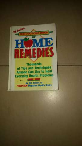 The Doctors book Home Remedies UK Edition