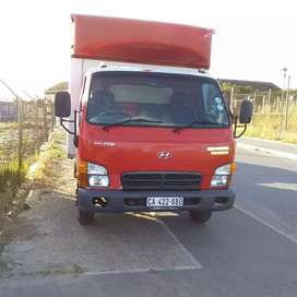 Truck/truck and trailer for hire