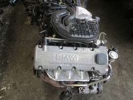 BMW 318 E46 M43 low mileage import engine for sale