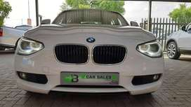2013 BMW 120D 1Series A/T 5dr