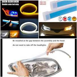 AWESOME LED STRIP LIGHT & STOBING Indicator in One