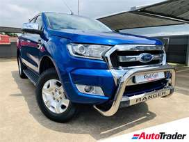 Ford Ranger 3.2 Double Cab XLT Auto