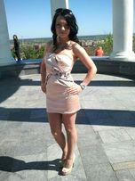 Вечернее платье Swarovski