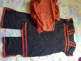 3 PIECE INDIAN OUTFIT