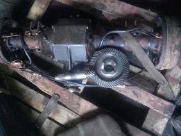 Multicar M26 MOST CLAAS lub Brown (obudowa,zębatki )