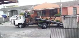 Tow recovery and machinery transport