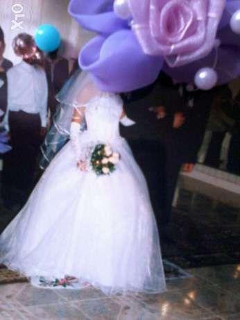 Свадебное платье. Днепр - изображение 1